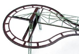 Ministeam 360 degree turn HO 1:87